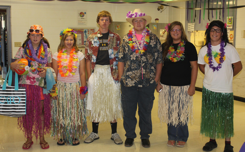 Hawaiian Day Representatives